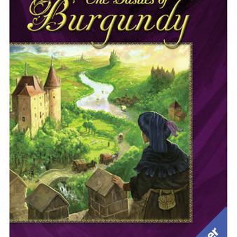 Les Châteaux de Bourgogne - le jeu de carte