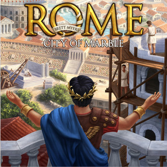 Rome : City of Marble