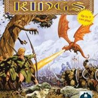 Wizard Kings seconde édition