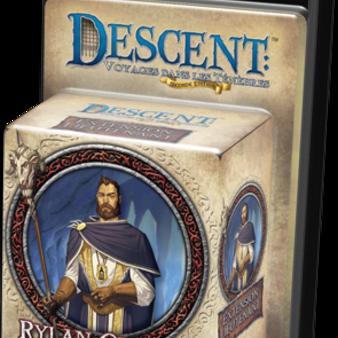 Descent : Voyages dans les Ténèbres - Pack Lieutenant Rylan Olliven