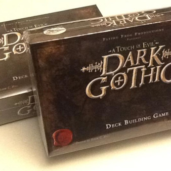 A Touch of Evil : Dark Gothic