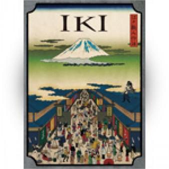 IKI: A Game of EDO Artisans
