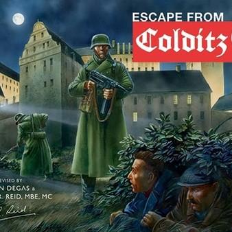 Escape from Colditz - 75th anniversary