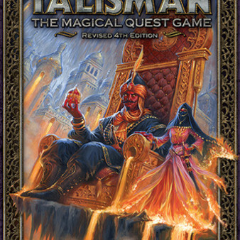 Talisman : the Firelands Expansion