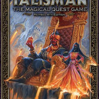 Talisman : the Firelands Expansion