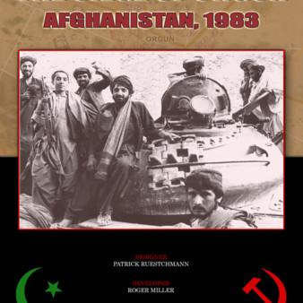 The Siege of Orgun - Afghanistan 1983