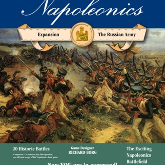 Commands & Colors : Napoleonics, Expansion 2 : The Russian Army