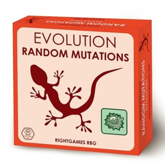 Evolution : random mutations