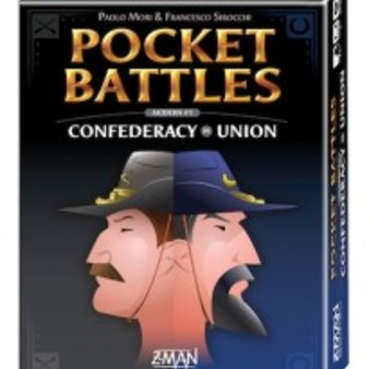 POCKET BATTLES : CONFEDERACY vs UNION