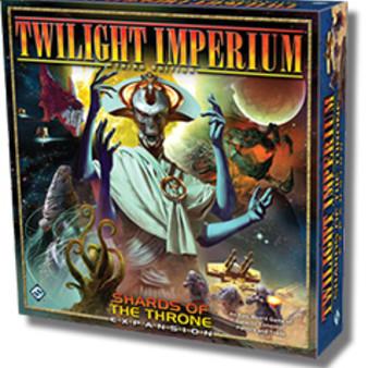 Twilight Imperium : Shards of the Throne