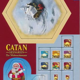 """Colons de Catane - Extension """"Père Noël"""""""