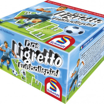Das Ligretto Fußballspiel