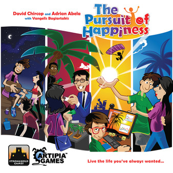 The Pursuit of Happiness, 2nd edition