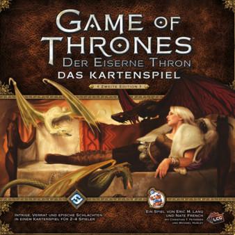 Game of Thrones - Der Eiserne Thron: Das Kartenspiel, zweite Edition
