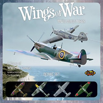 Wings of War - WWII Miniatures Deluxe Set I