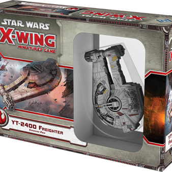 X-Wing - Miniatures Game : YT-2400