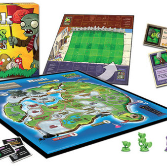 Risk : Plants vs Zombies