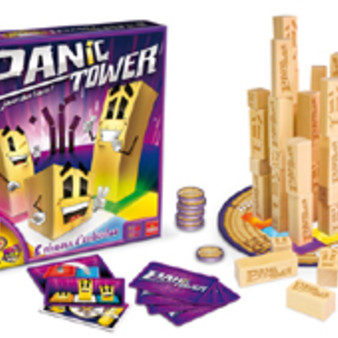 Panic Tower - 2012