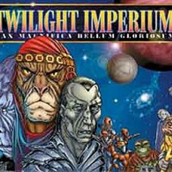 Twilight Imperium - First Edition