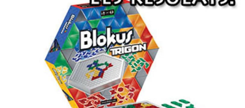 Les gagnants du concours Blokus sont