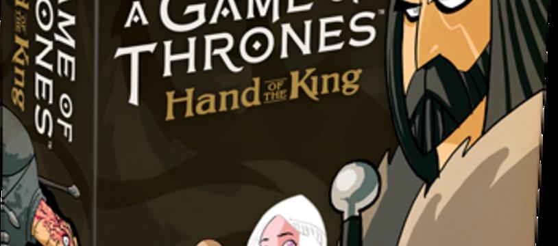 Game of Thrones - La main du roi