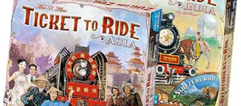 """""""Les Aventuriers du Rail"""", l'Asie, l'Inde et les dollars"""