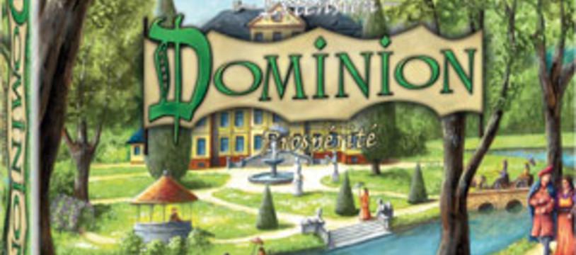 Dominion : Prospérité. Dispo en francophonique