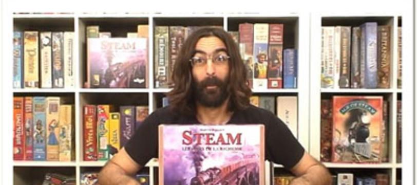 Steam est déjà sur Tric Trac TV