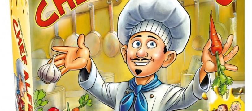 Chef, oui Chef!