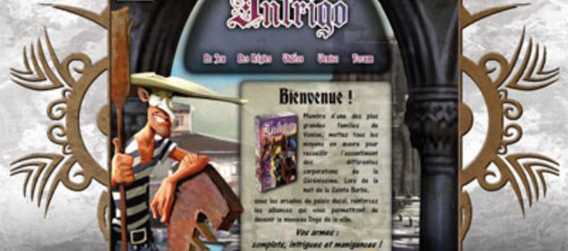 Intrigo a son site dédié