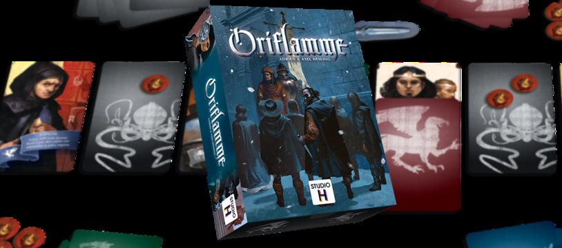 Oriflamme, 10 cartes pour jouer la fouine