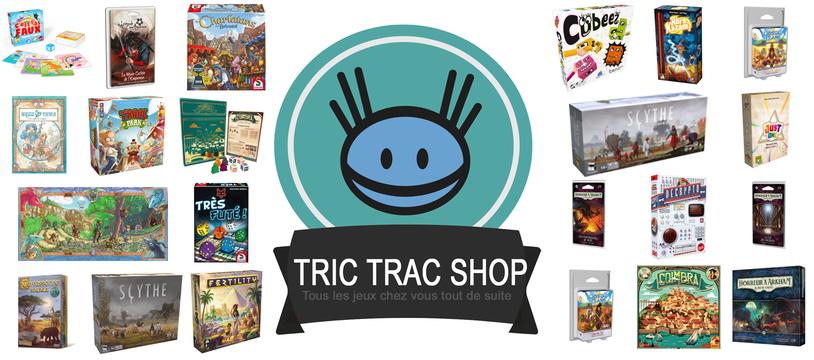 Niouze Tric Trac Shop #6