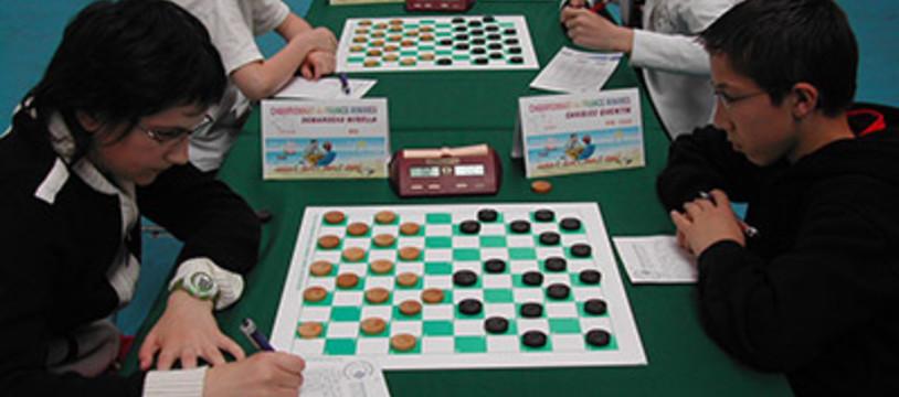 Championnat de France de jeunes de jeu de dames