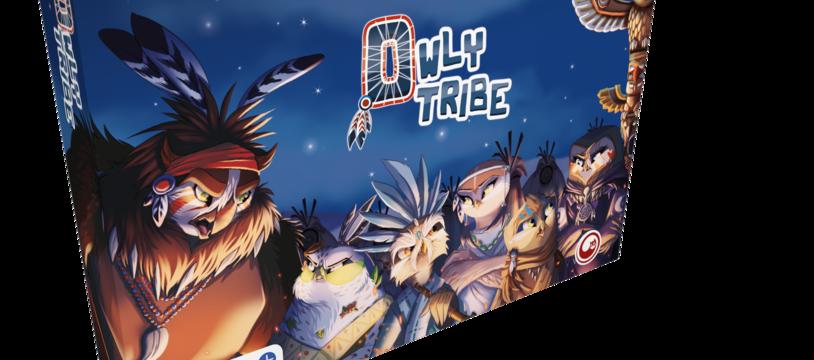 Owly Tribe : la guerre des chouettes est ouverte !