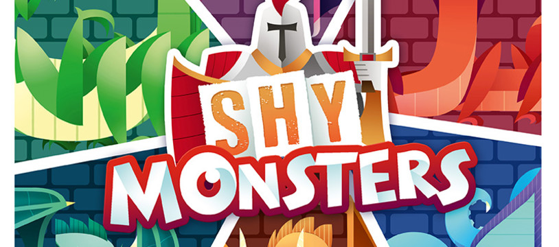 Shy Monsters débarque en boutique !