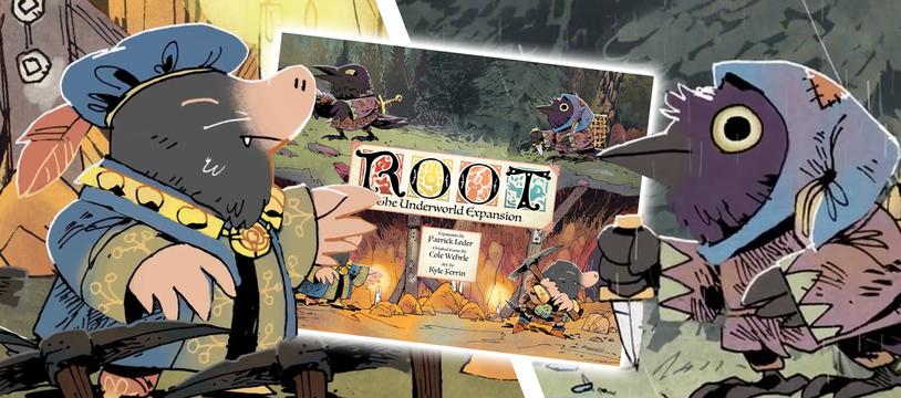 Root : ce qui s'en vient dans les sous-bois