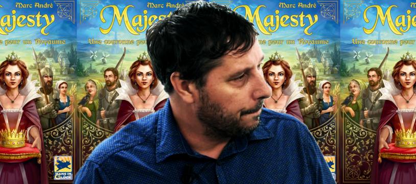 Marc André parle de Majesty