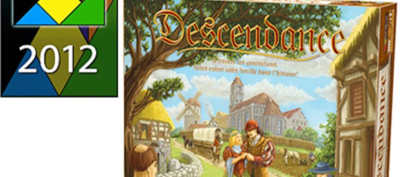 Descendance gagne le Deutscher Spielepreis