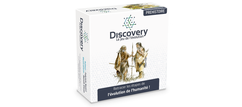 Discovery : le jeu de l'évolution - soirée jeux et retrait de votre commande