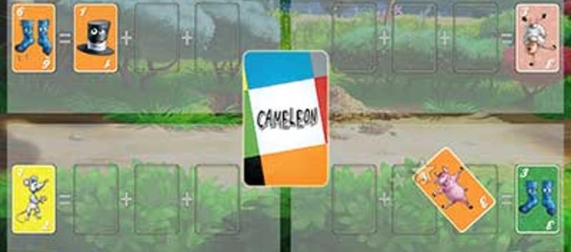 """Le """"Caméléon"""" et les Androids"""