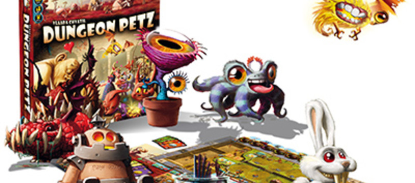 """""""Dungeon Petz"""" dans toutes les bonnes monstreries"""
