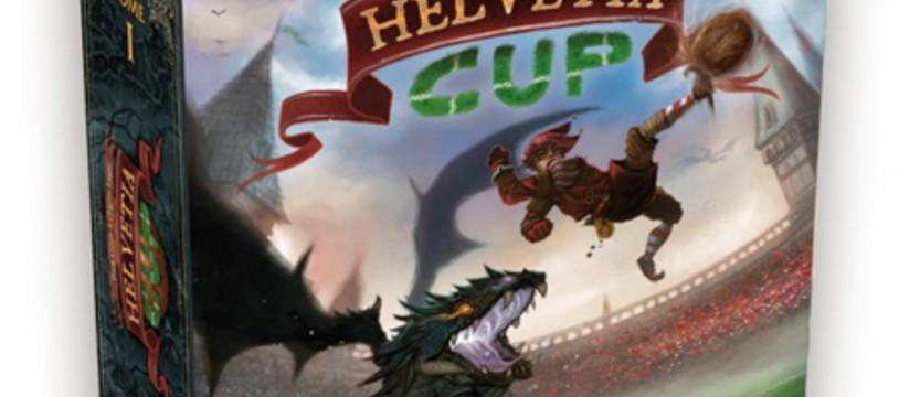 Helvitia Cup, là, pas vraiment sur les étals
