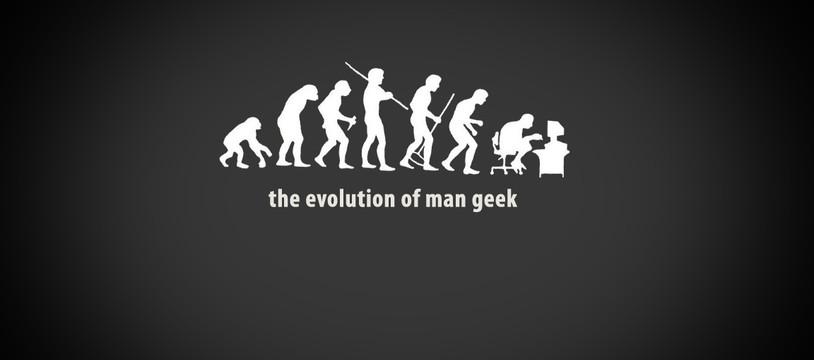 Jeu suis un geek