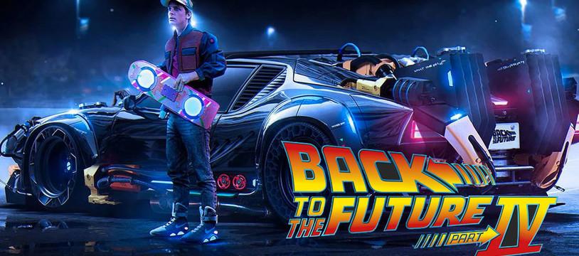 Retour vers le futur ... ludique