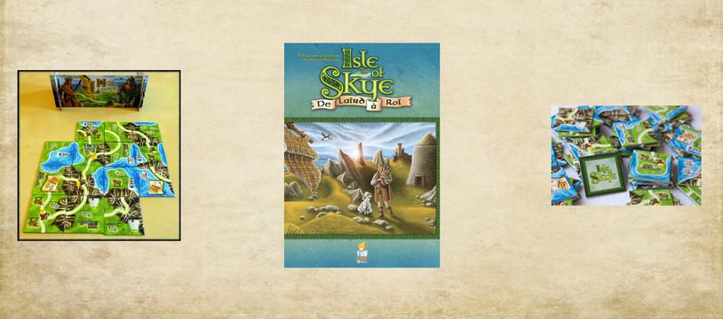 Isle of Skye : Bienvenue sur les terres du clan Campbell !