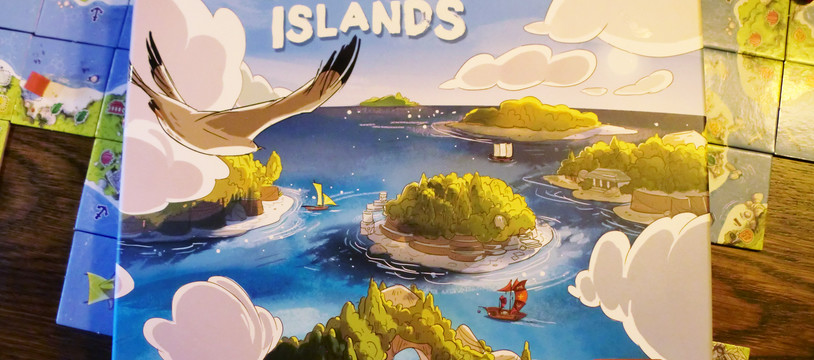 Critique de Small Islands