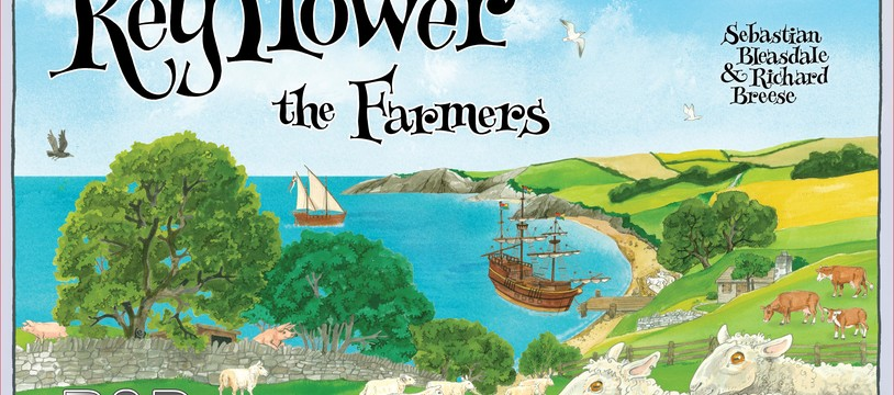 Keyflower : the farmers, allez hop ! Tout le monde à la campagne !