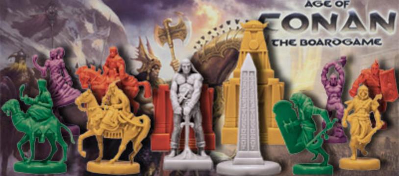 Conan en 3D