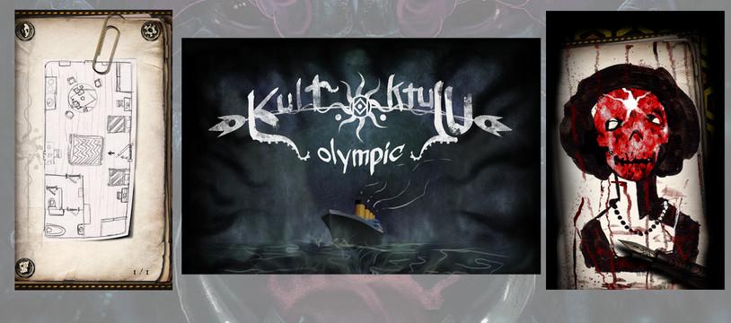 Kult of Ktulu - Olympic : Quittez ce bateau maudit ou jetez l'encre !