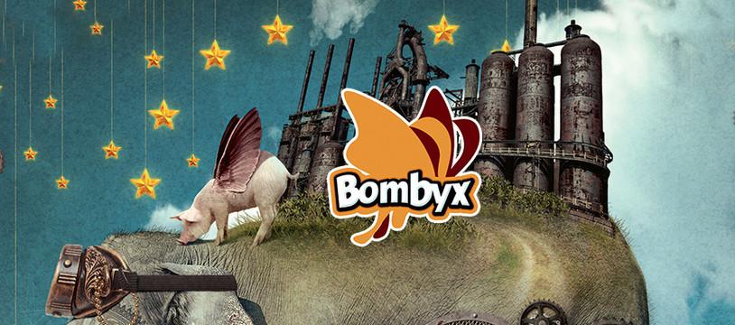 Le programme de Bombyx à Cannes